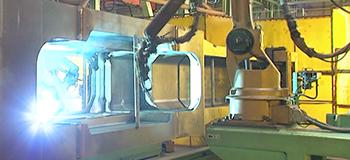 溶接・大型機械加工設備