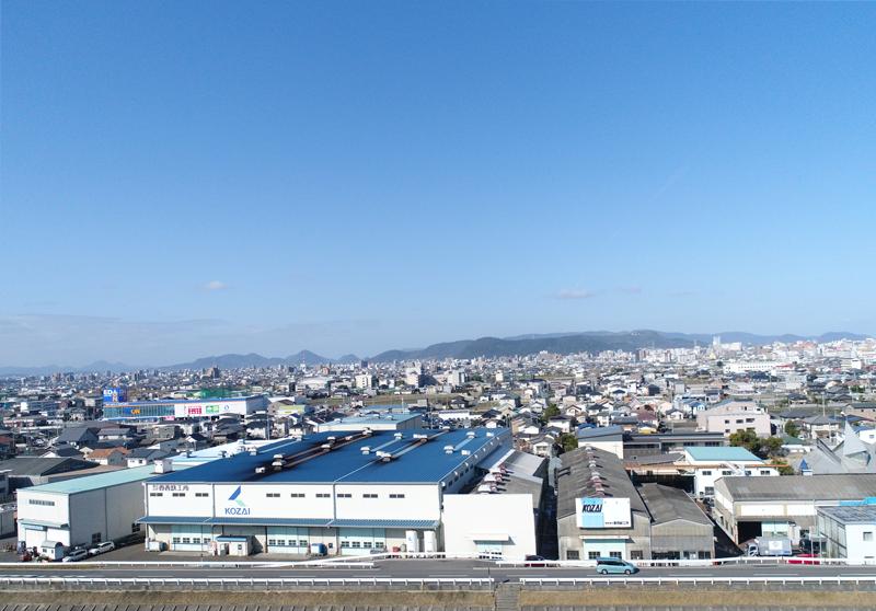 香西鉄工所 OUTLINE