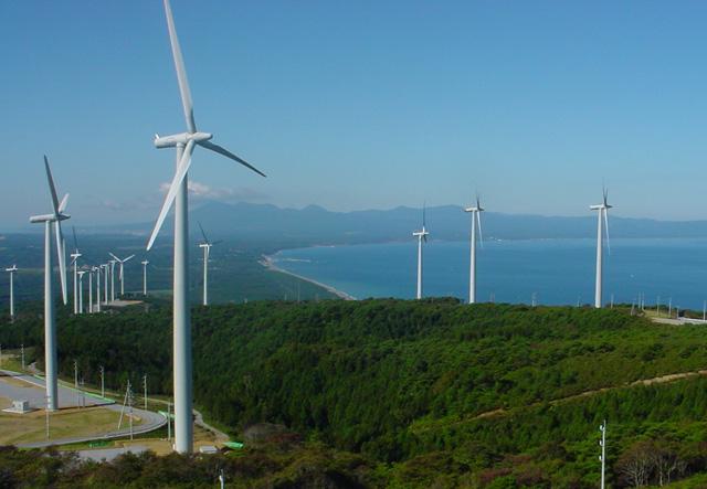 風力発電タワー設置用テンプレート