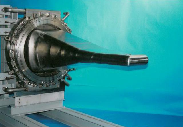 大強度陽子加速器計画[J-PARC]用 水銀ターゲット容器1号機