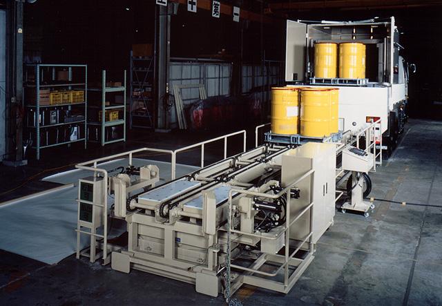 固体廃棄物搬送装置