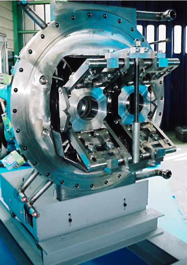 高強度陽子加速機水銀ターゲット3