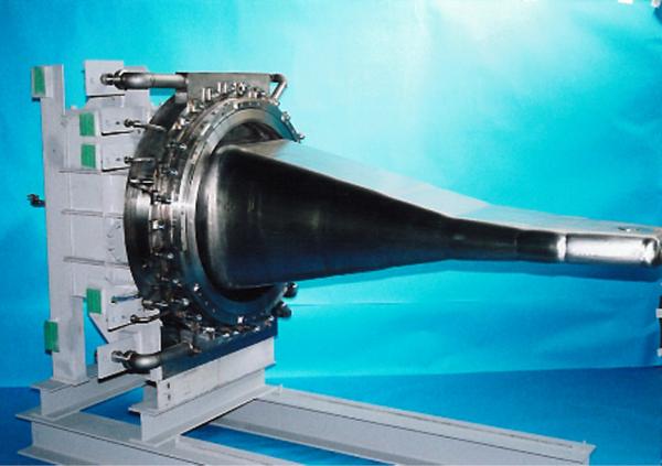 高強度陽子加速機水銀ターゲット1